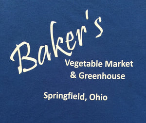 Baker's Vegetable Market