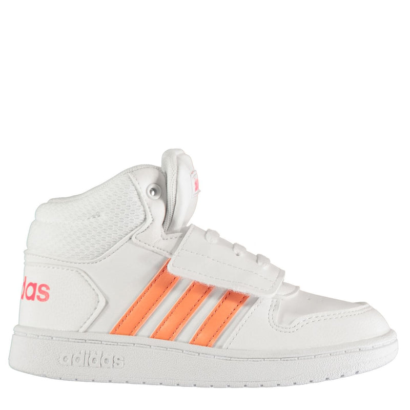 adidas - Hoops Mid Infant Trainers