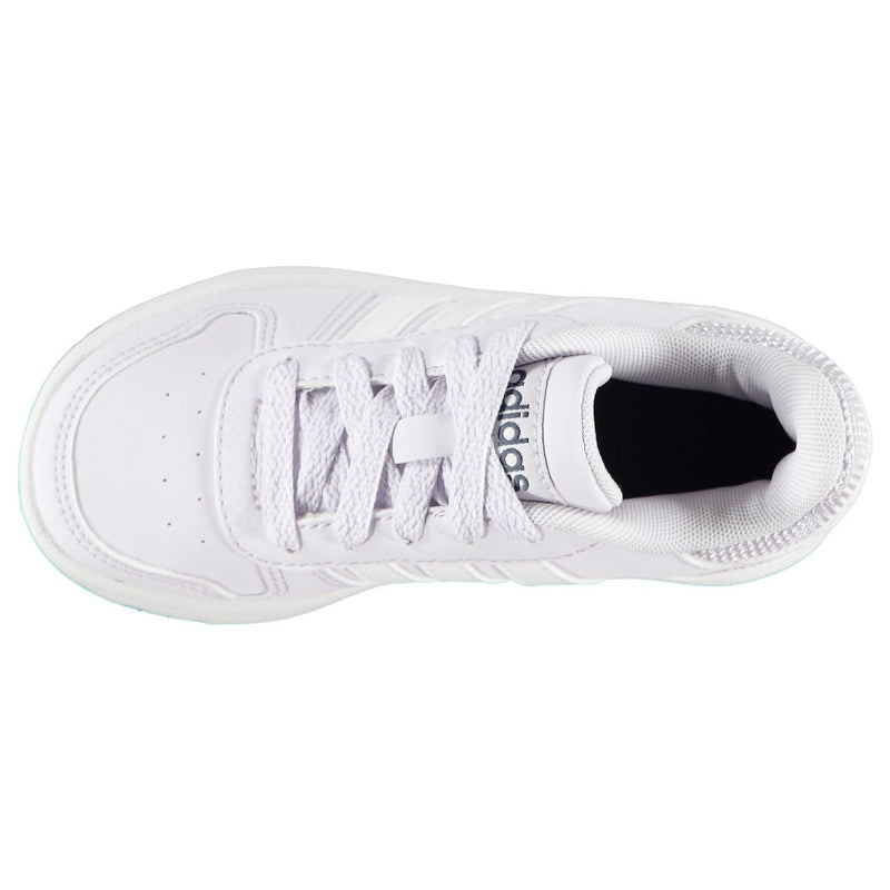 adidas - Hoops 2.0 Child Girls Trainers