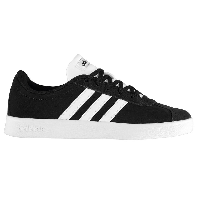 adidas - VL Court Suede Childrens Trainers