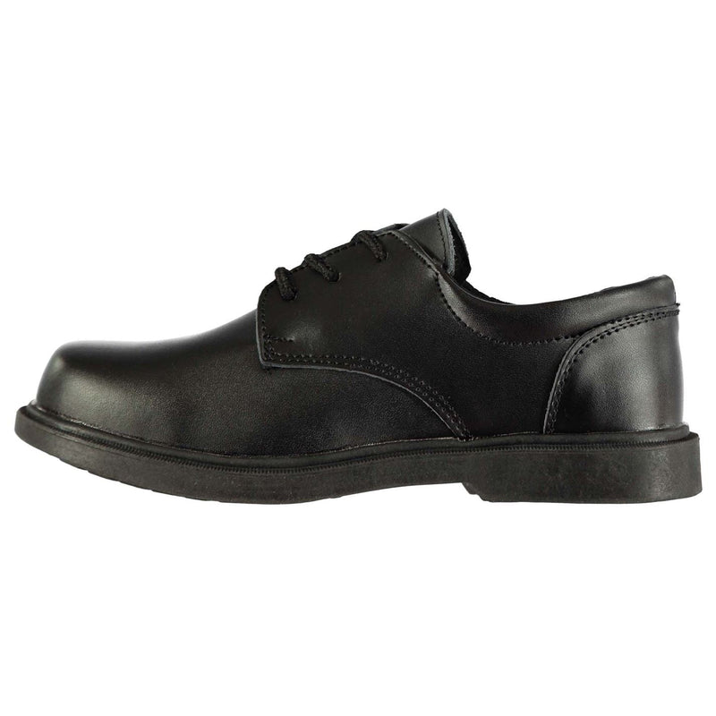 Lee Cooper - Homer Leather Shoes Childrens