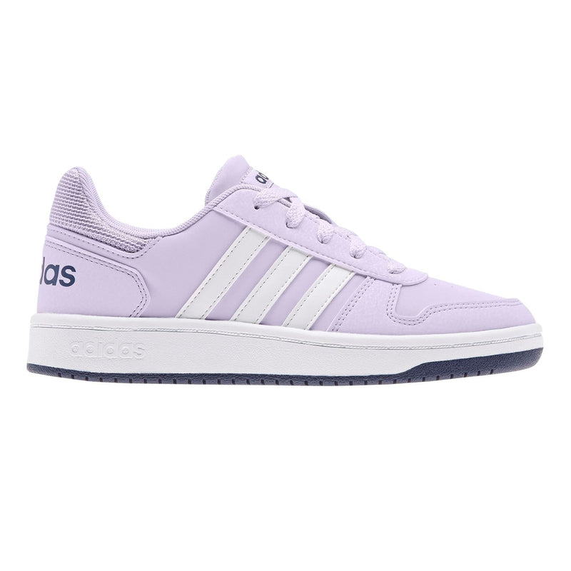 adidas - Hoops Nubuck Trainers Junior Girls