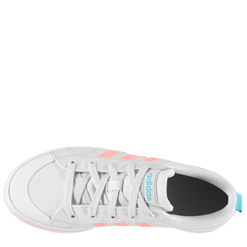 adidas - Bravada Canvas Trainers Junior Girls