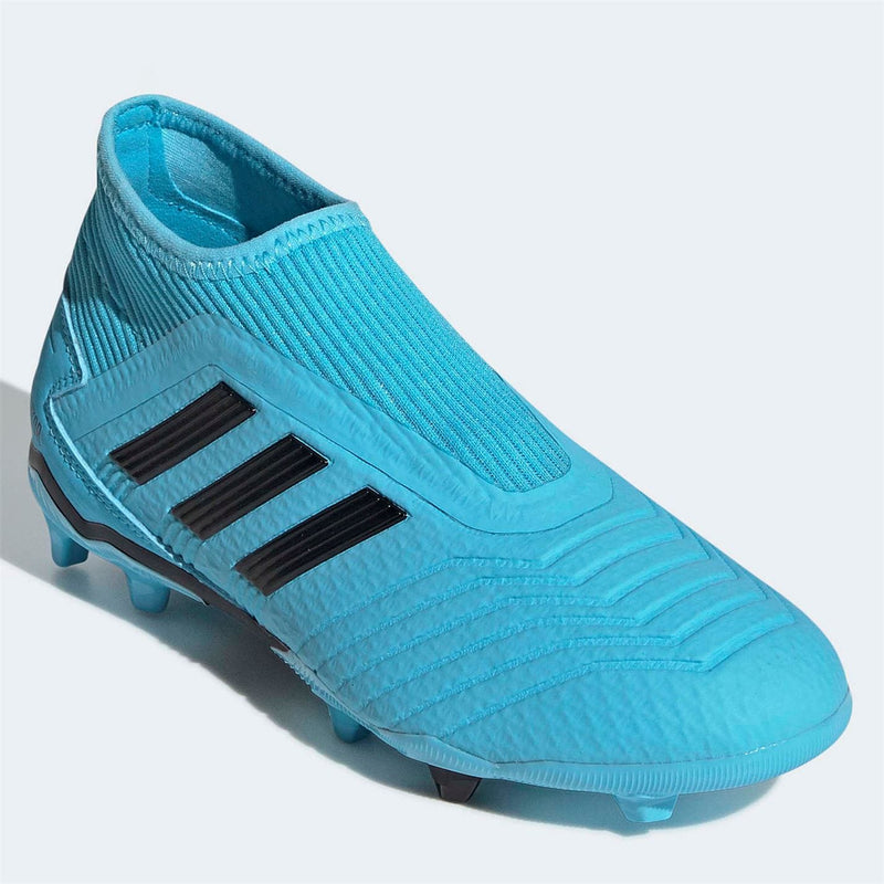 adidas - Predator 19.3 Childrens Laceless FG Football Boots