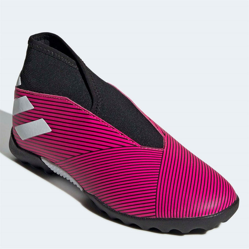 adidas - Nemeziz 19.3 Laceless Childrens Astro Turf Trainers