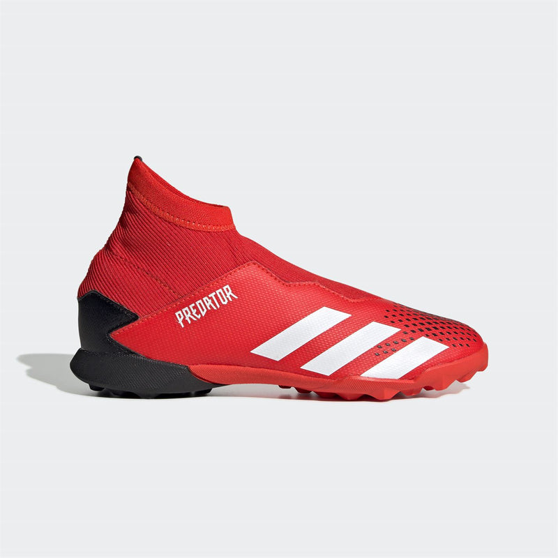 adidas - Predator 20.3 Laceless Junior Astro Turf Trainers