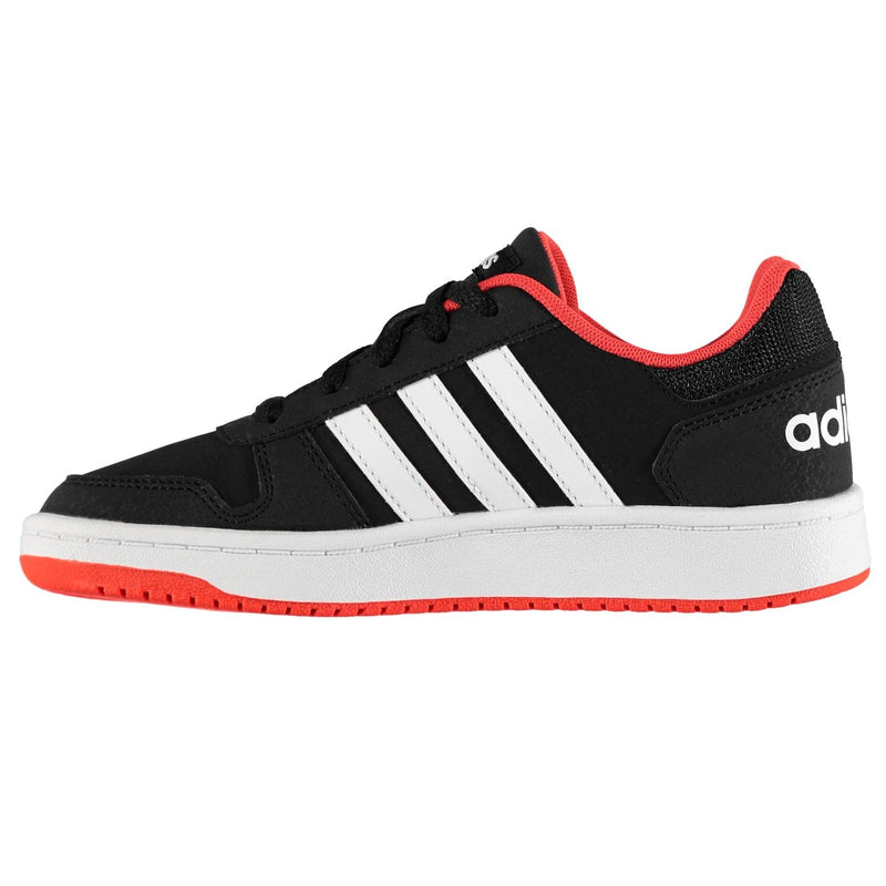adidas - Hoops Junior Trainers