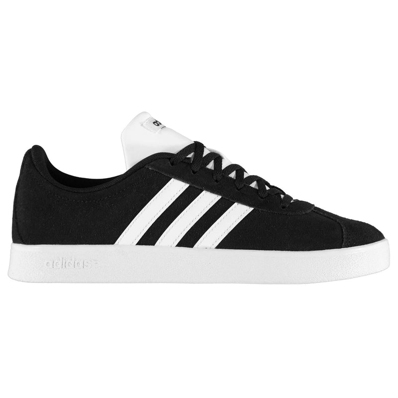 adidas - VL Court Suede Junior Trainers