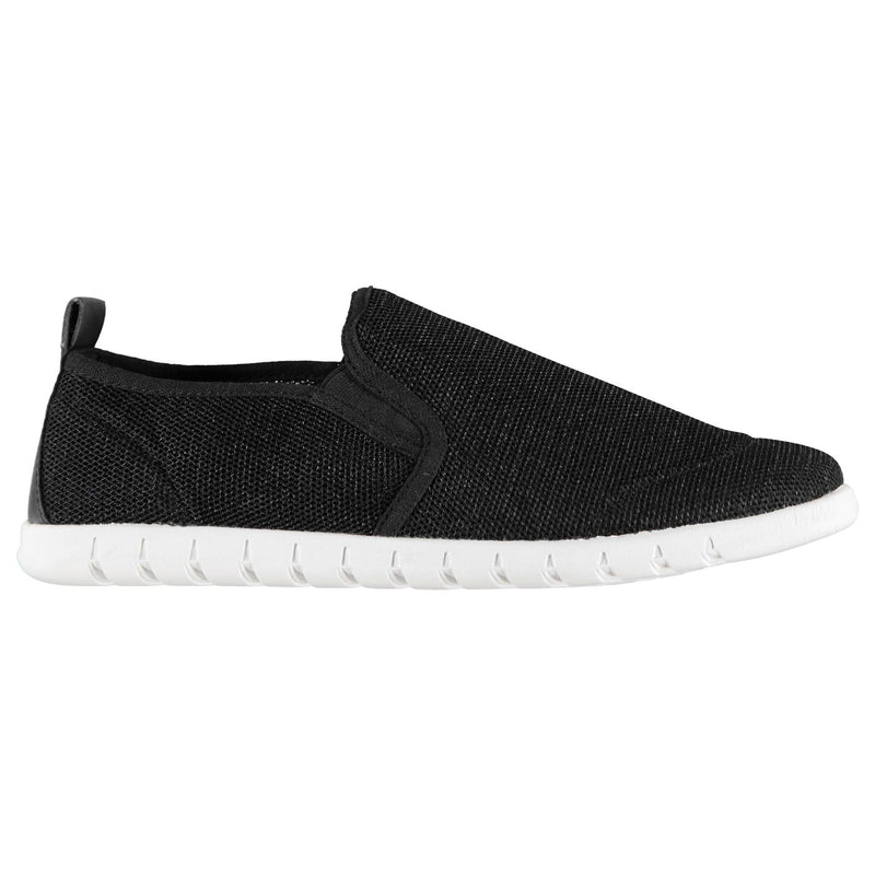 Lee Cooper - Luka Mesh Trainers Mens