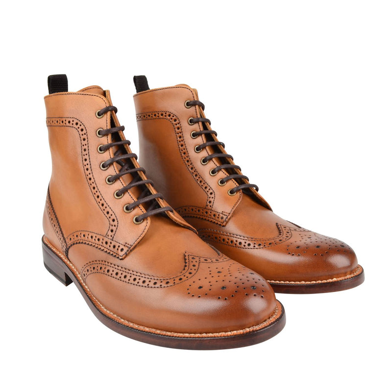 Full Circle - Brogue Boot