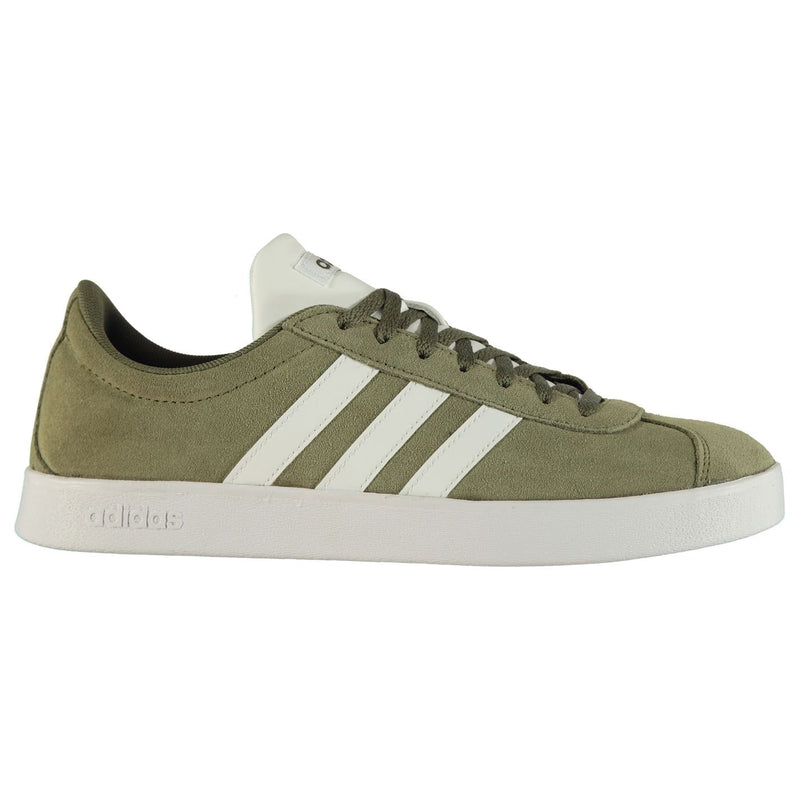 adidas - VL Court 2 Suede Shoes Mens