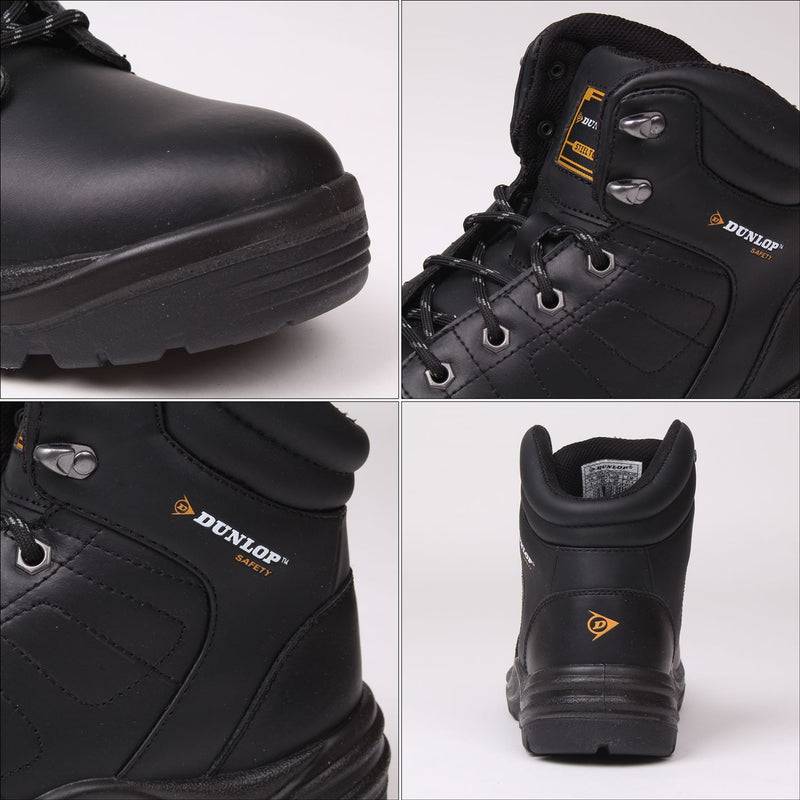 Dunlop - Dakota Mens Steel Toe Cap Safety Boots