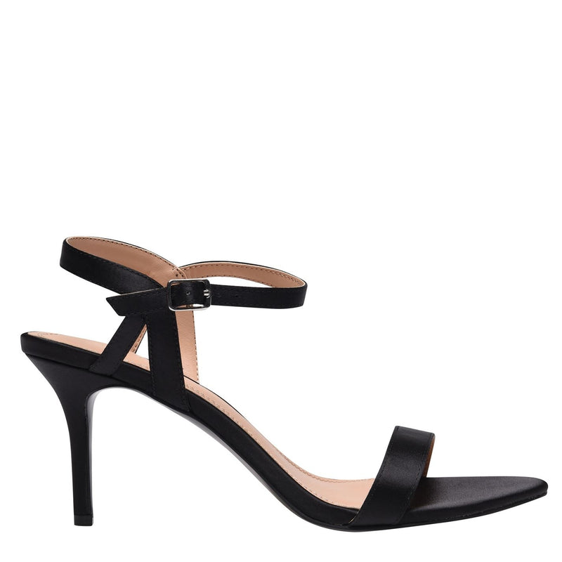 Linea - Strap Mid Heeled Sandals
