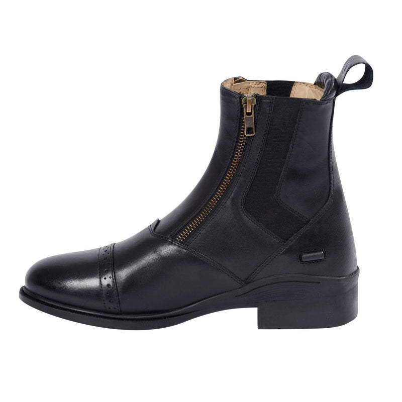 Dublin - Evolution Double Zip Paddock Boots Ladies