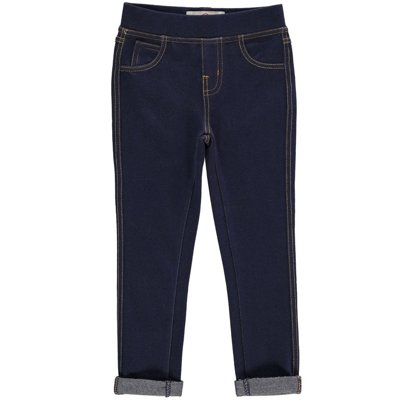 Lee Cooper - Denim Jeggings Infant Girls