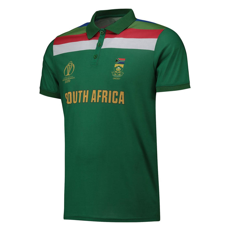 Team - World Cup Retro Cricket Shirt Mens