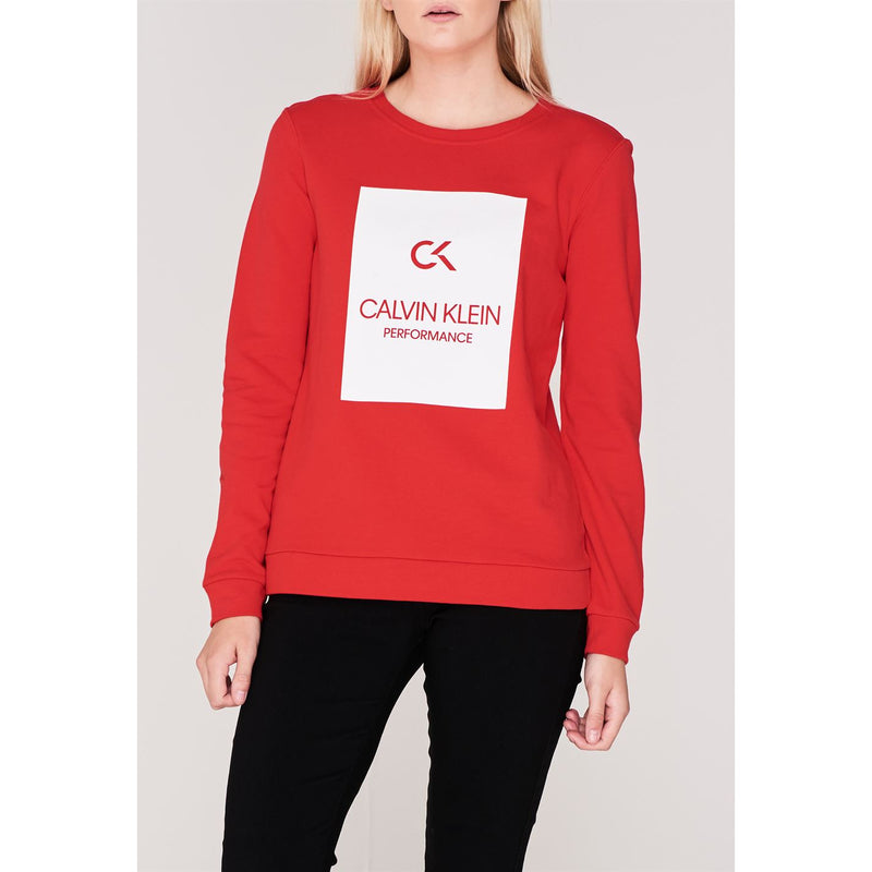 Calvin Klein Performance - Calvin Logo Sweater