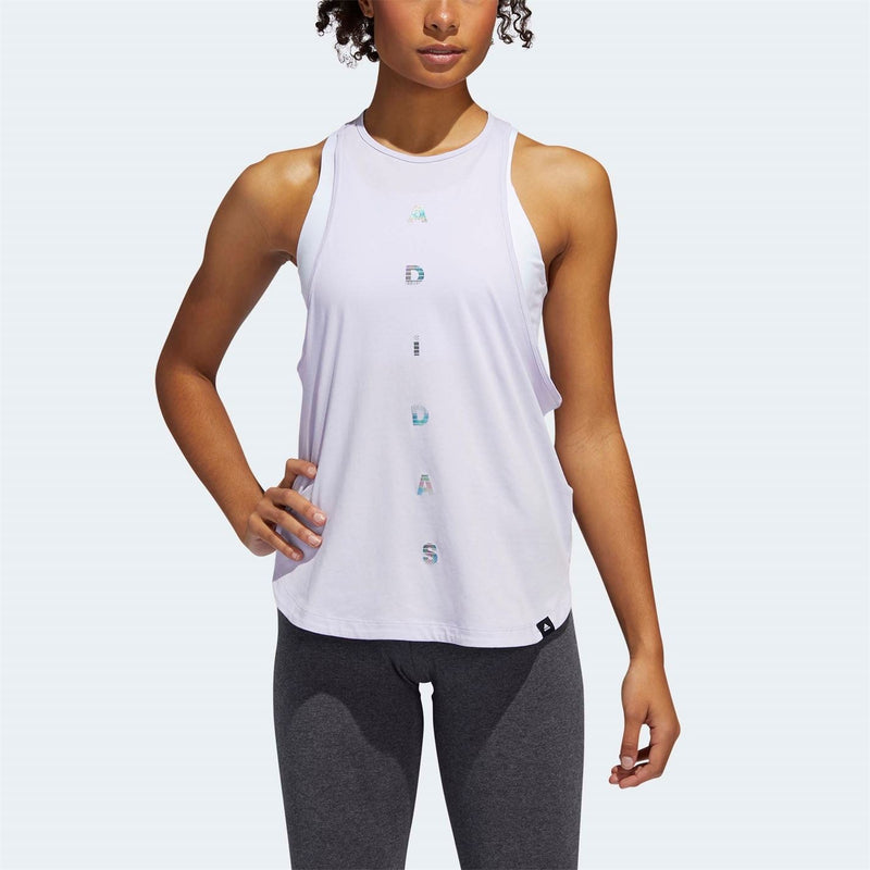 adidas - Logo Tank Top Ladies