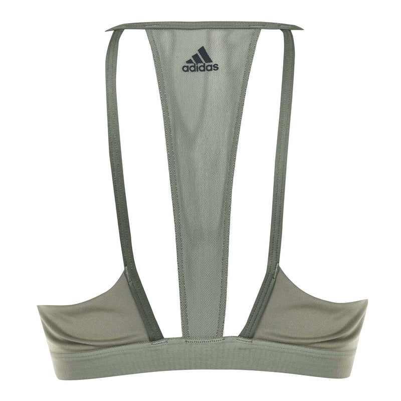 adidas - 3 Stripe Mesh Bra Ladies
