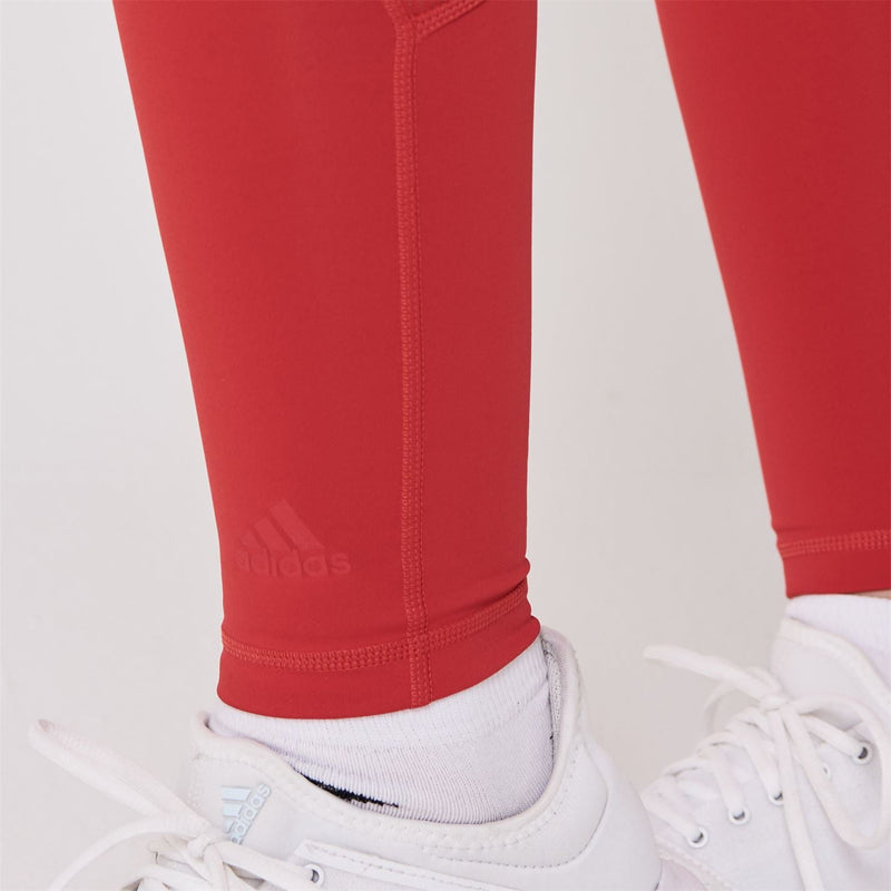 adidas - Alphaskin 3 Stripe Tights Ladies