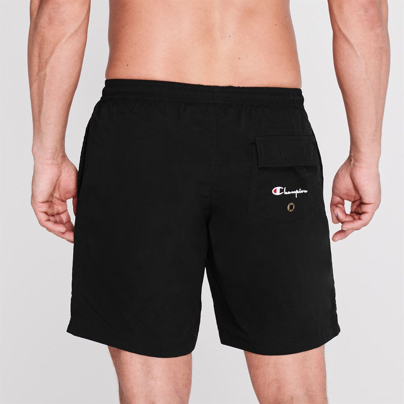 Champion - Logo Swim Shorts Mens