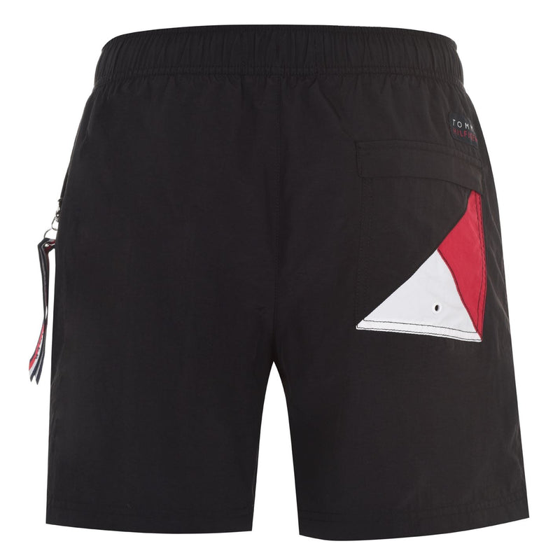 Tommy Bodywear - Plain Tab Swimming Trunks