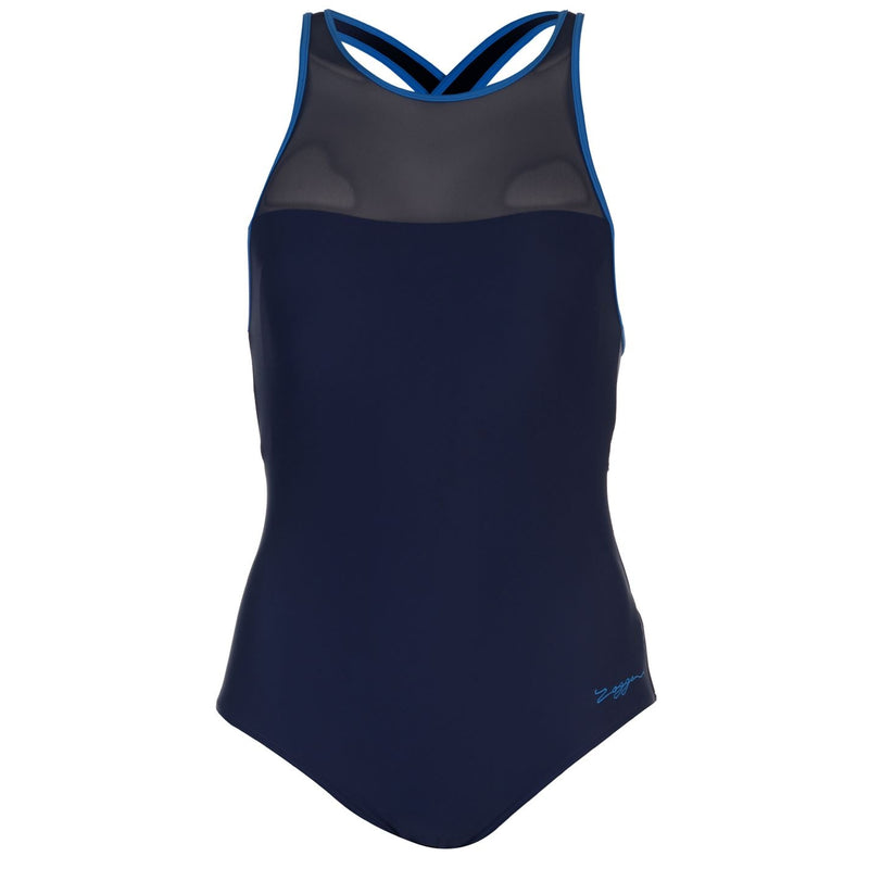 Zoggs - Chaos Piped Sprintback Swimsuit Ladies