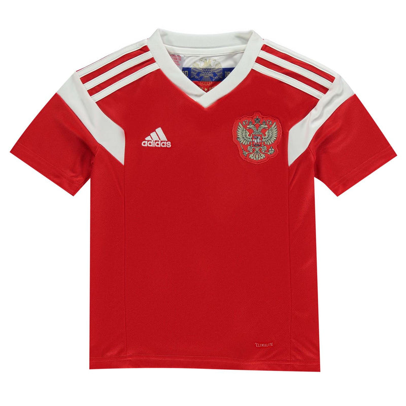 adidas - Russia Home Shirt 2018 Junior