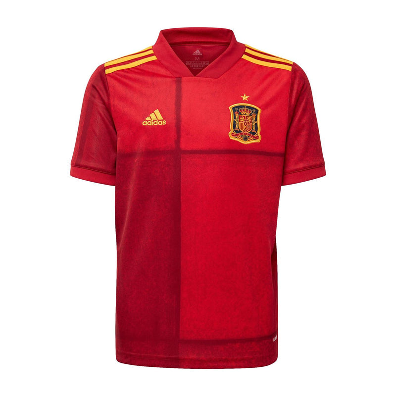 adidas - Spain Home Shirt 2020 Junior