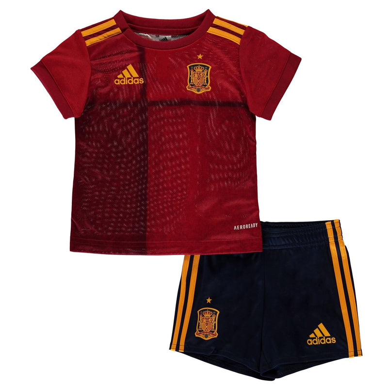 adidas - Spain Home Baby Kit 2020