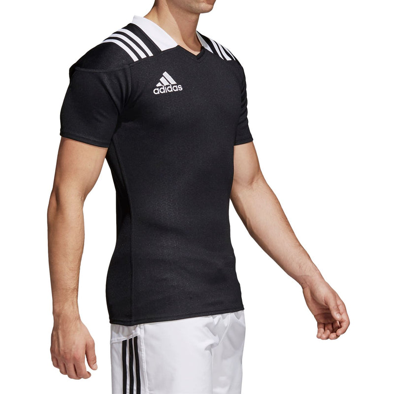 adidas - 3 Stripe Rugby Training Top Mens