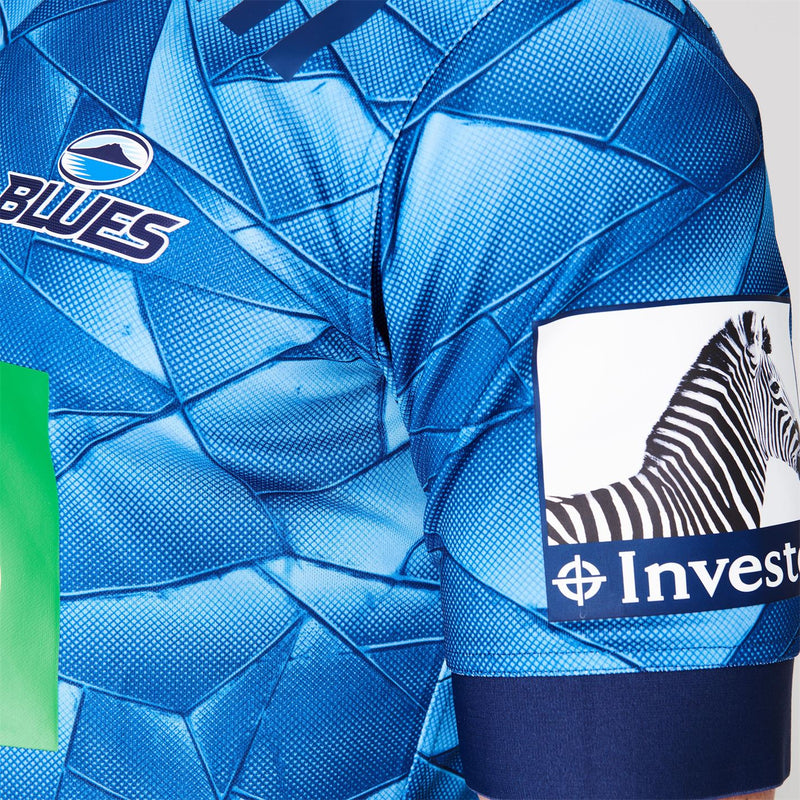 adidas - Blues Home Rugby Shirt 2020