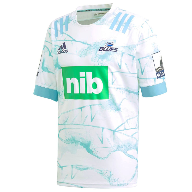 adidas - Blues Parley Rugby Shirt 2020