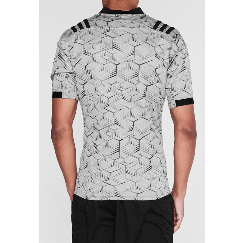 adidas - All Black Rugby Replica Training Top Mens