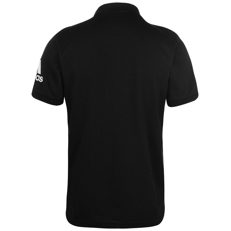 adidas - All Blacks Support Polo Shirt Mens