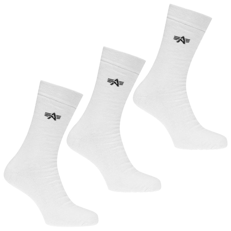 Alpha Industries - 3 Pack Basic Socks