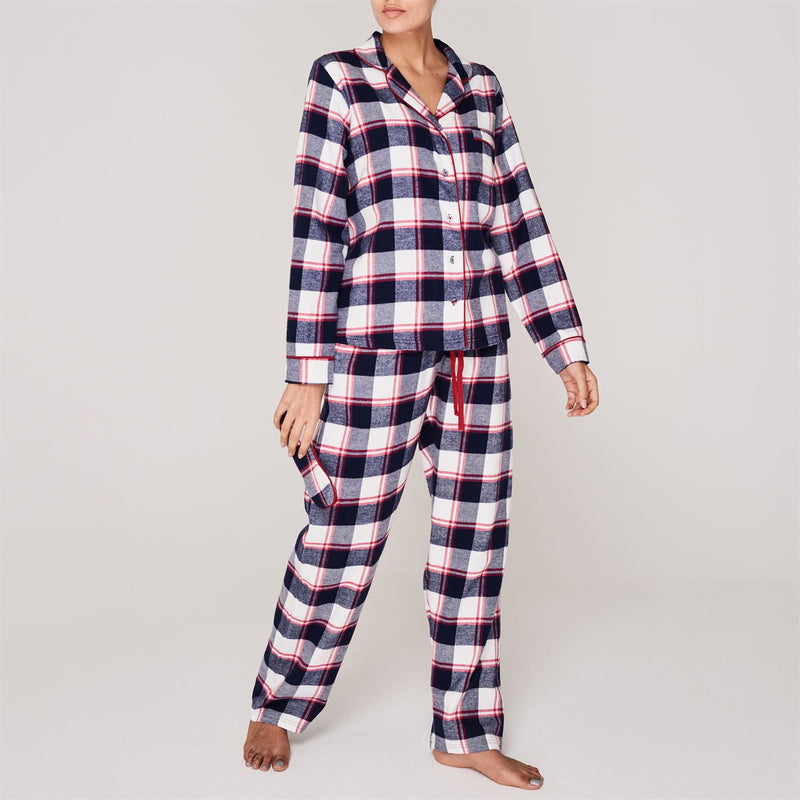 Linea - Check Pyjama Set