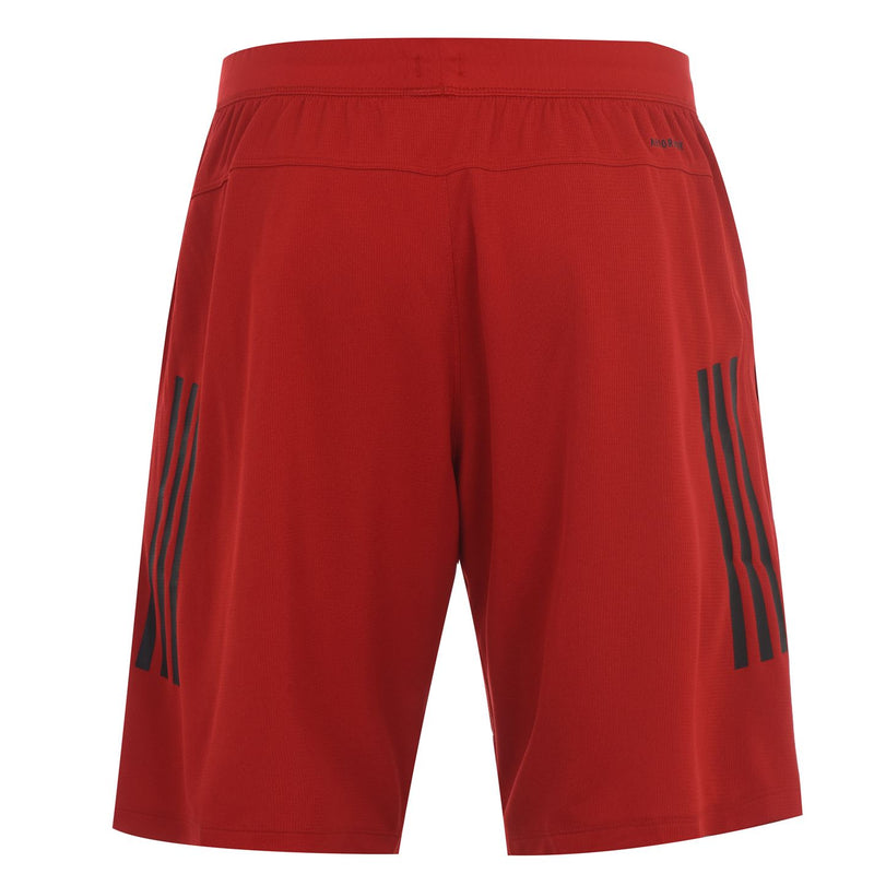 adidas - 3 Stripe Training Shorts Mens