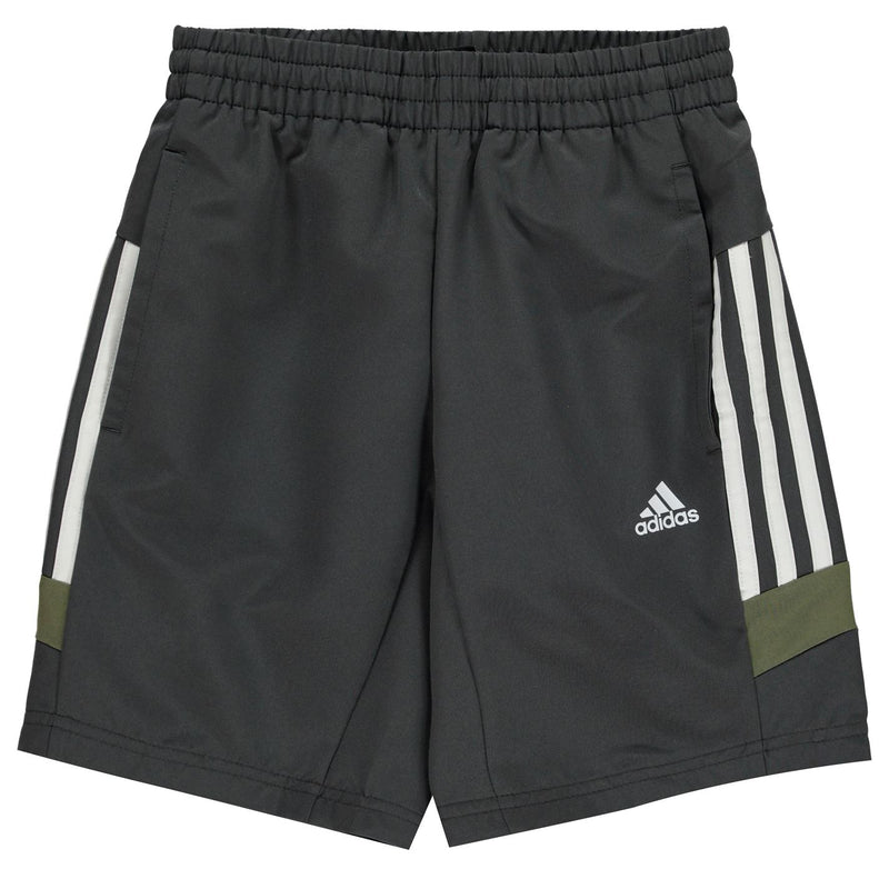 adidas - Tri-Coloured Shorts Junior Boys