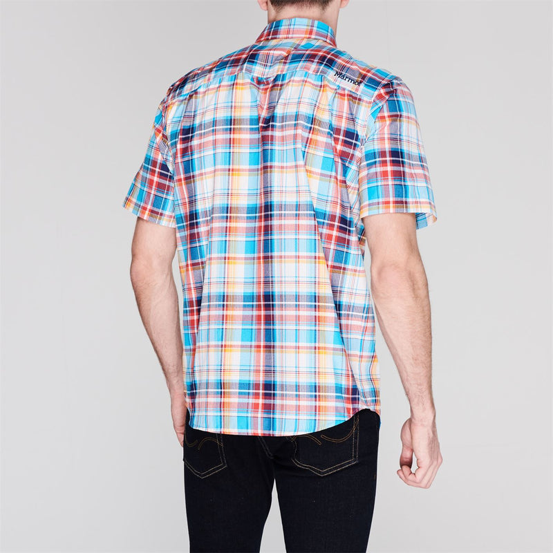 Marmot - Syrocco Short Sleeve Shirt Mens