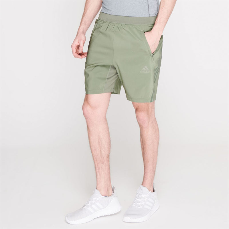 adidas - AERO READY 3 Stripe Shorts Mens