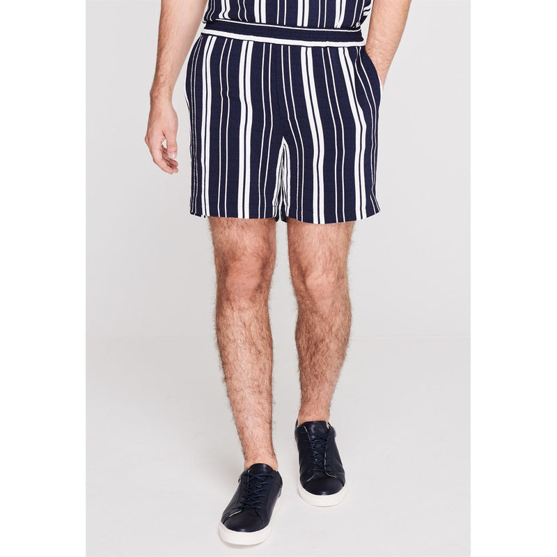 Libertine Libertine - Striped Shorts