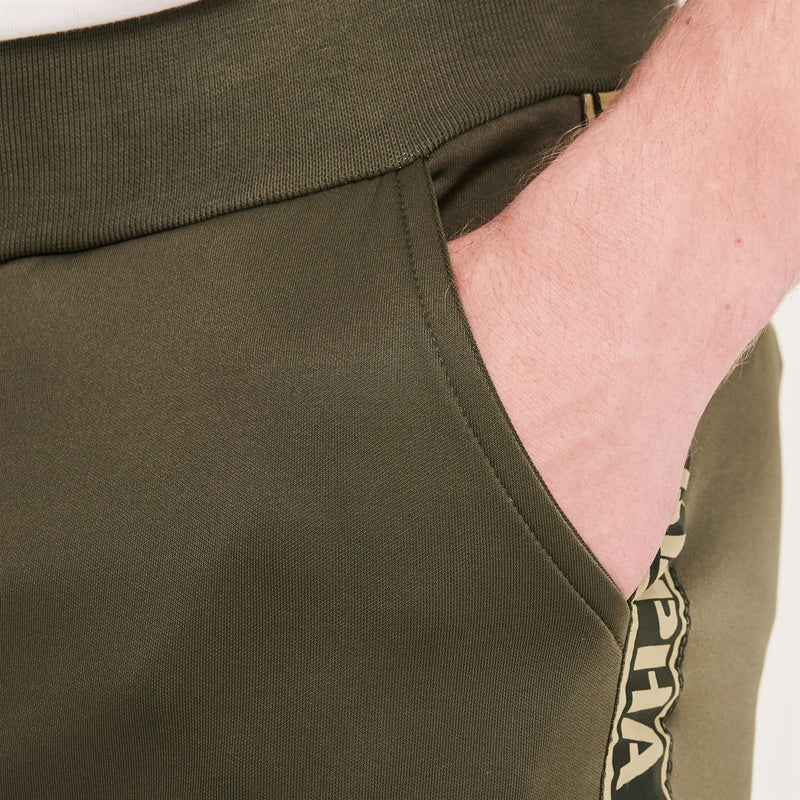 Alpha Industries - Track Tape Jogging Bottoms