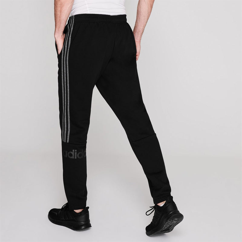 adidas - 3 Stripe Logo Jogging Pants Mens