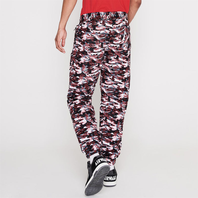 Airwalk - Runner Camo Jogging Pants Mens