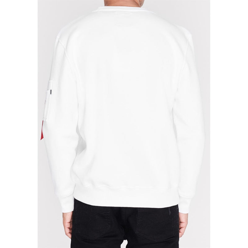 Alpha Industries - NASA Reflective Sweater