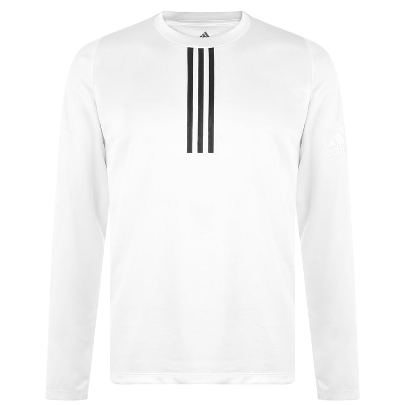 adidas - 3 Stripe T Shirt Mens