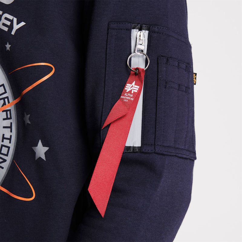 Alpha Industries - Mission Mars OTH Hoodie