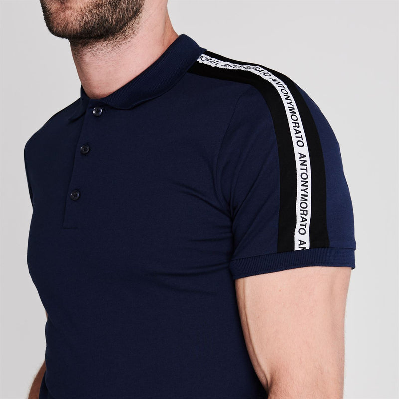 Antony Morato - Taped Polo Shirt
