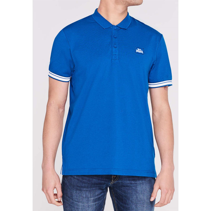 Lonsdale - Jersey Polo Shirt Mens